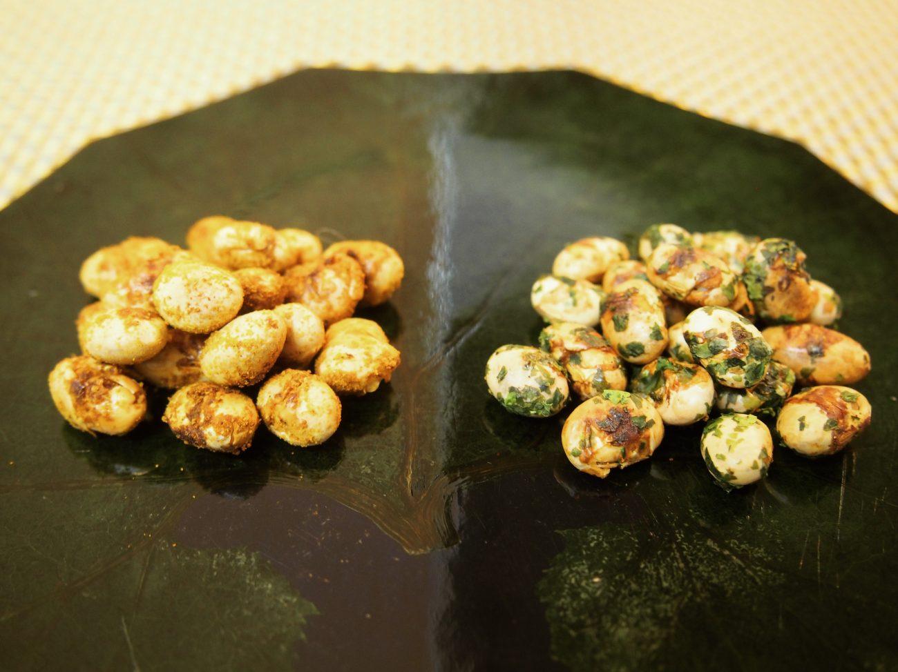 節分 豆 レシピ